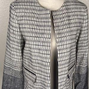 Zara dress open jacket